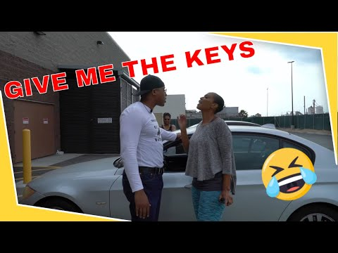 REPO EPISODE 9 - SHE PUSHED MY BUTTONS TO FIGHT
