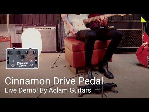 Cinnamon Drive Pedal
