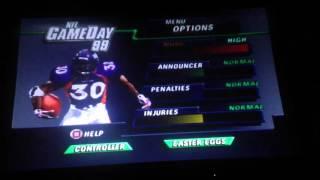 NFL Gameday 99 Theme 2