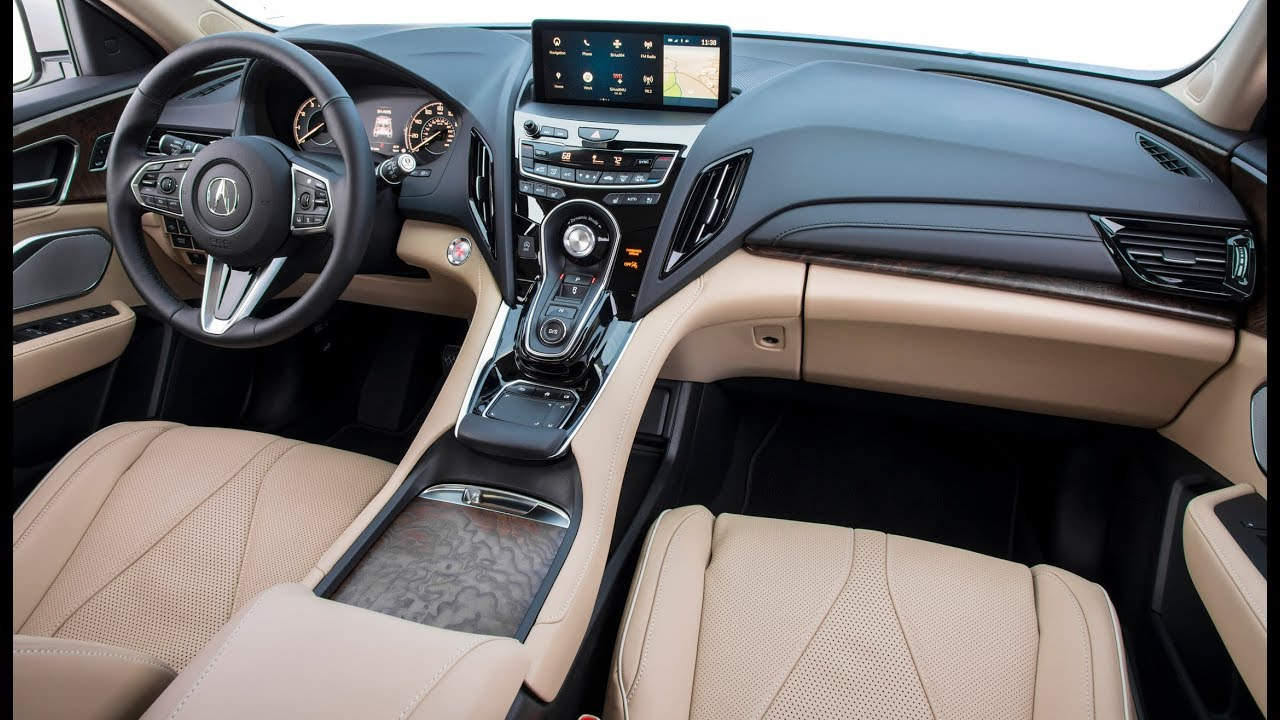 2019 Acura RDX   INTERIOR Great Pictures