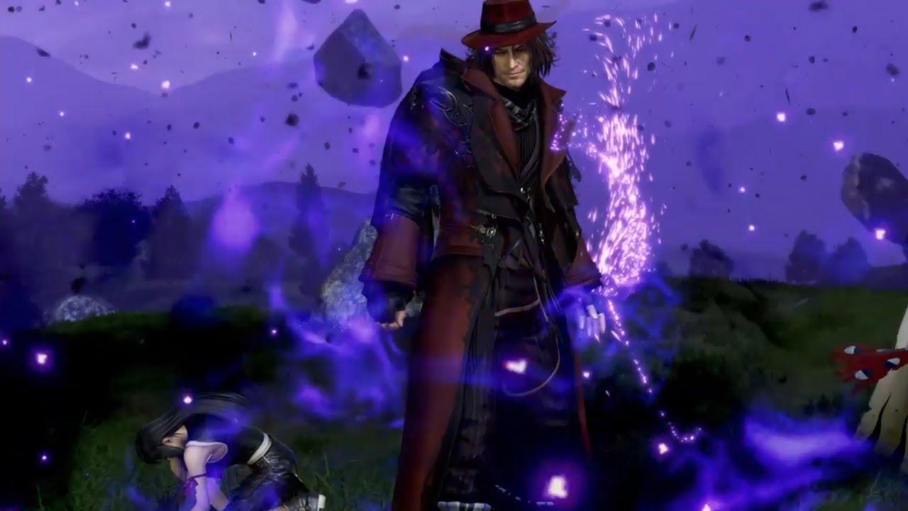 Dissidia Final Fantasy NT [PS4] - Ardyn Izunia the evil