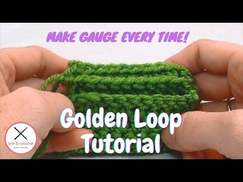 Fixing Gauge When Height Is Incorrect AKA Golden Loop Method Tutorial