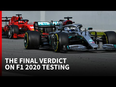 The Final Verdict On Testing - F1 2020 Test 2 - DAY 3 | The Rundown