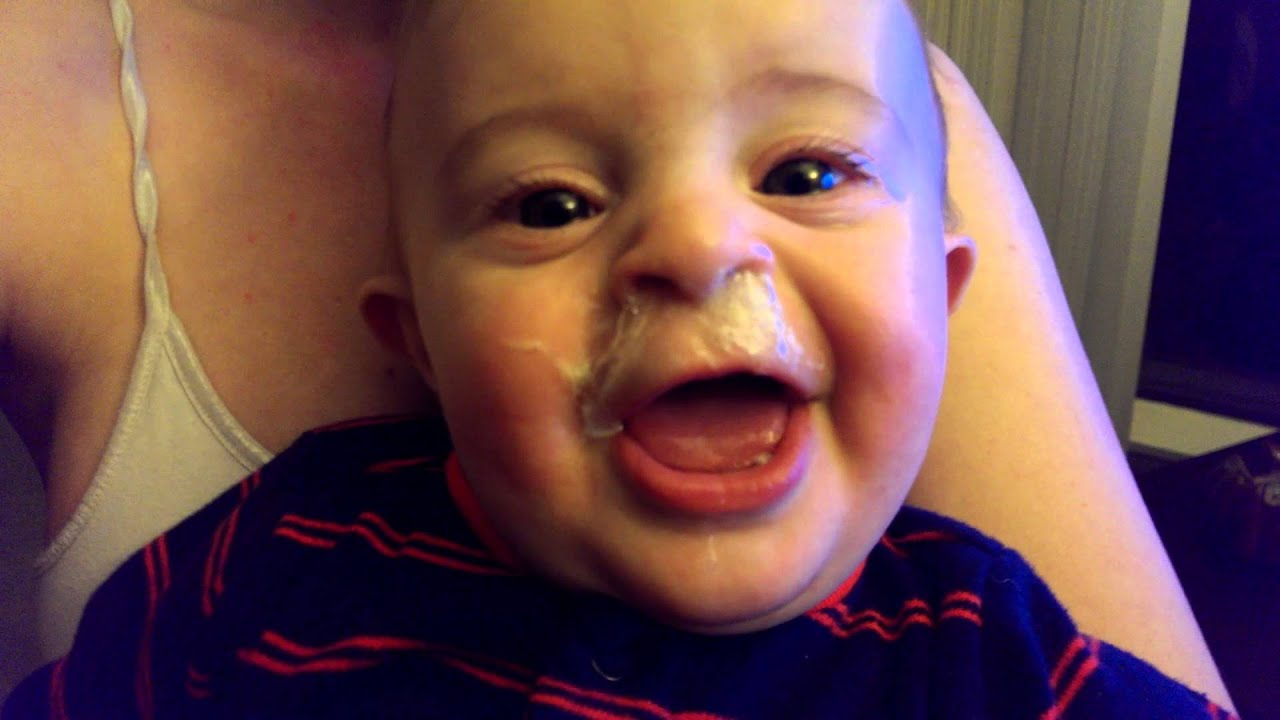 My Baby Boy S Booger Bubbles Youtube