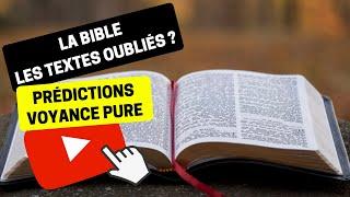 #193 La Bible, les textes oubliés ? Bruno Moulin-Groleau Voyant Médium Voyance Dieu Chrétien Juif