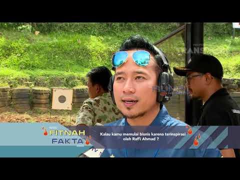 RUMPI - Blusukan Ke Tempat Latihan Menembak Para Artis Ibukota 27/11/17 Part 1
