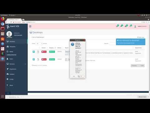 Install IsardVDI with docker-compose
