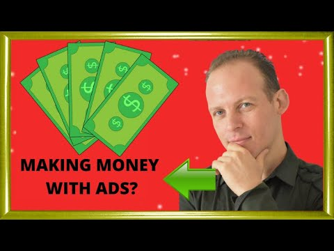 The ad revenue model: How to make money with online ads like AdSense, mobile, banner, or display ads