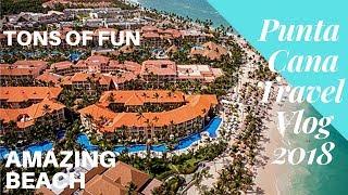 Punta Cana All Inclusive Resort Travel Vlog