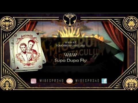 W&W - Supa Dupa Fly
