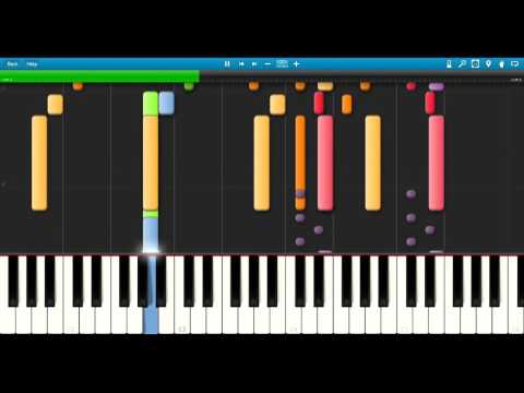 300 Piano Orchestra (300 Violin Orchestra) Synthesia Tutorial
