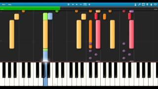 300 Piano Orchestra (300 Violin Orchestra) Synthesia Tutorial