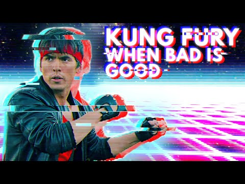 """Kung Fury: What Makes a """"Bad"""" Movie? 