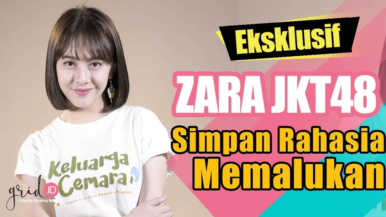 Download Zara JKT48 Blak Blakan Soal Rahasia Memalukan | Cast Film Keluarga Cemara