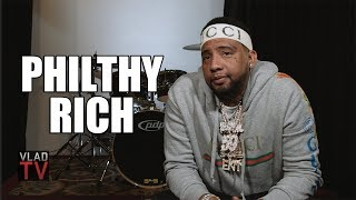 Philthy Rich Details Mexican Mafia Incidents He Saw in Prison (Part 2)