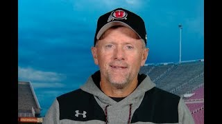 Utah football's Kyle Whittingham on toppling Stanford, competitive Pac-12 South race
