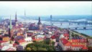 Здравствуй, Рига!(Достопримечательности Риги., 2008-07-09T13:26:49.000Z)