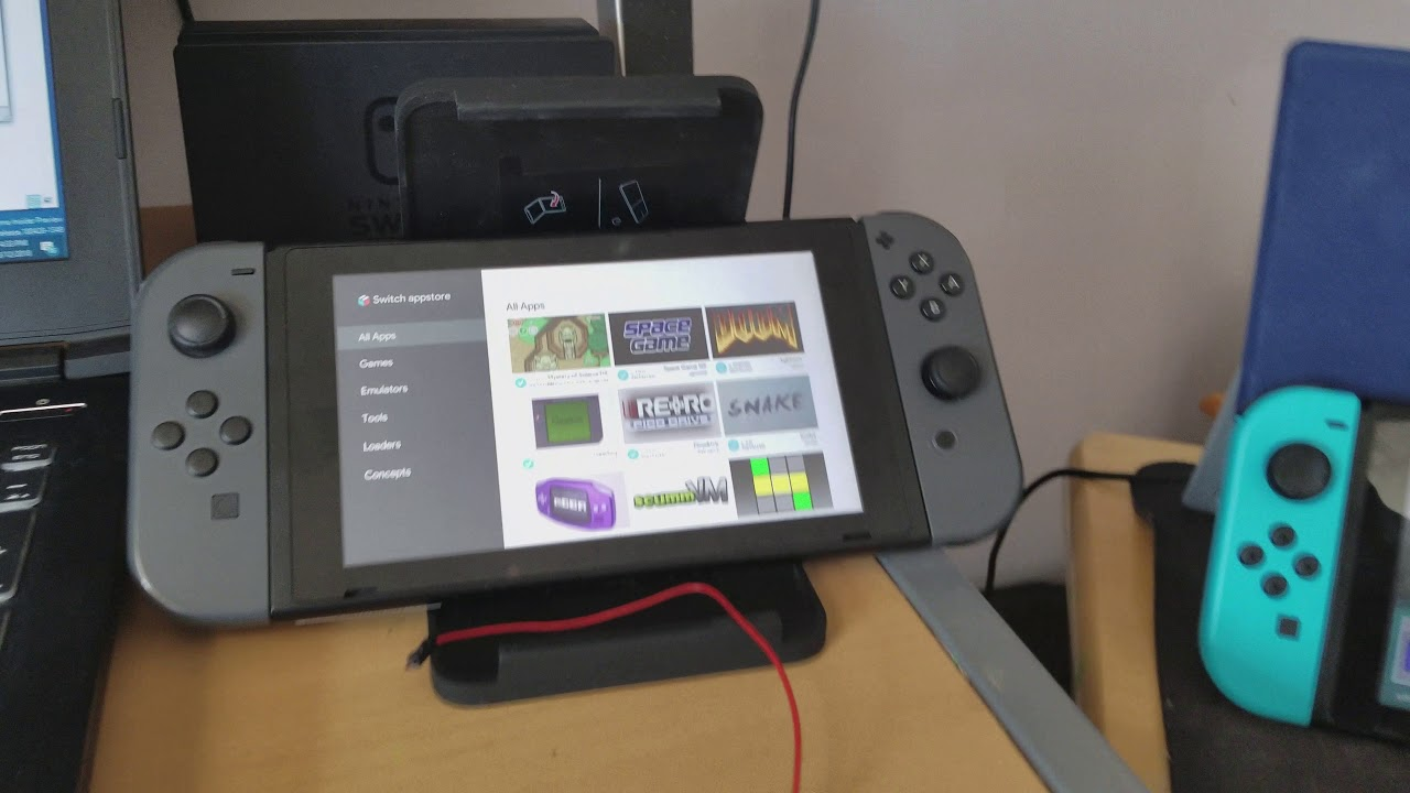 Homebrew Nintendo Switch AppStore (Tutorial and quick overview) Instalation