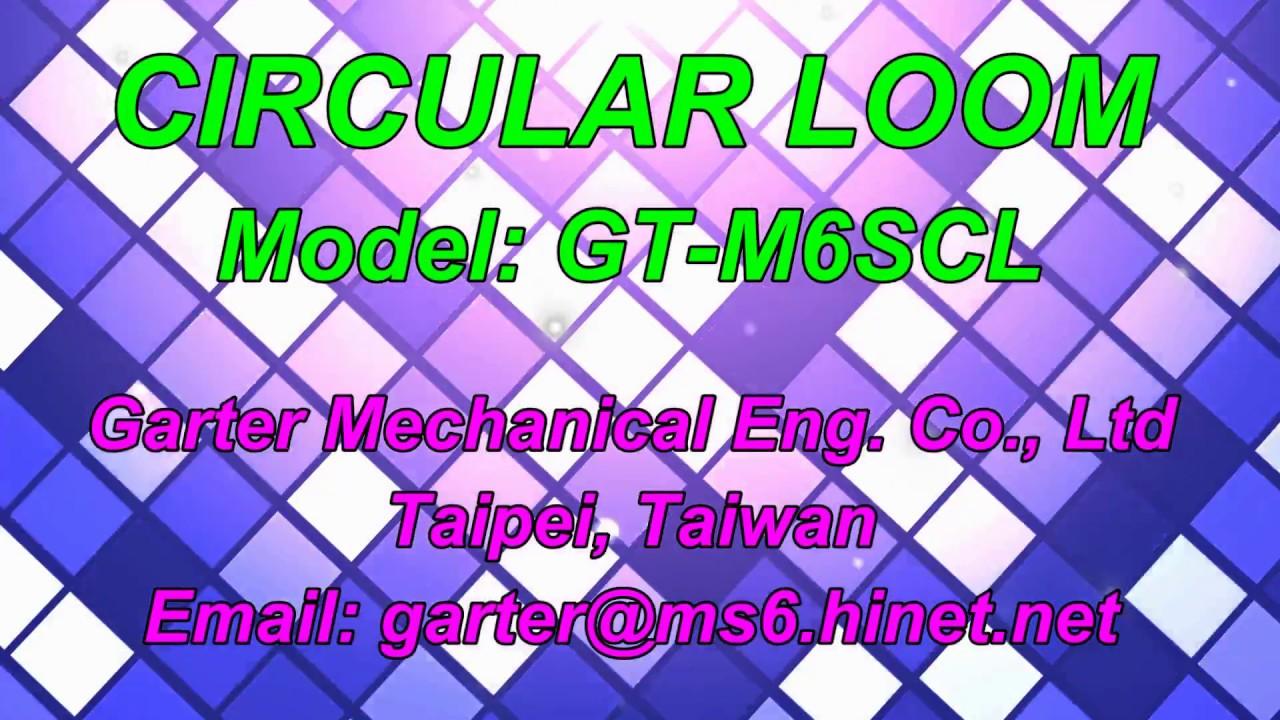 Circular Loom - Garter Mechanical-PP Woven bag machinery,PP
