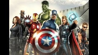The Avengers java gameplay in Android (pt-1)