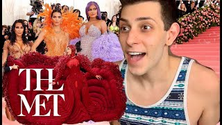 ASMR Met Gala 2019 Outfits Review