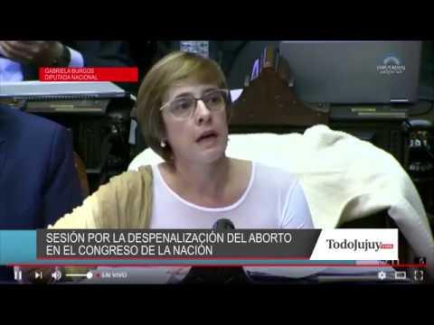 Gabriela Burgos: