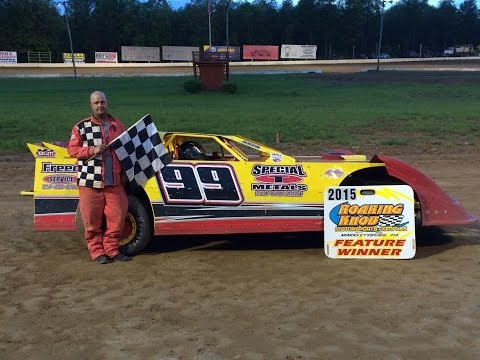 Roaring Knob 5-16-15 Street Stock Feature