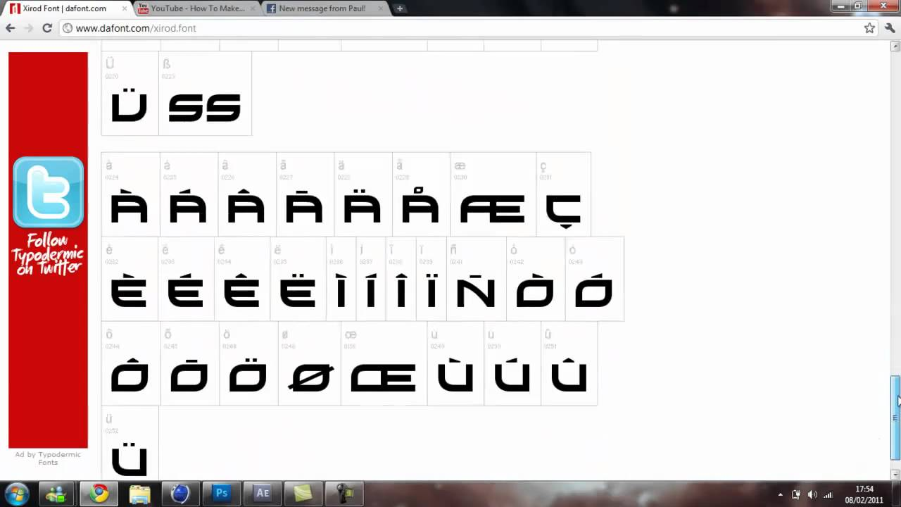 First Tut! | How To   Optic Gaming Font!