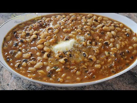 How To Cook BlackEye Peas Food In Copper Chef Pan | Vegan Recipe Black Eyed Peas