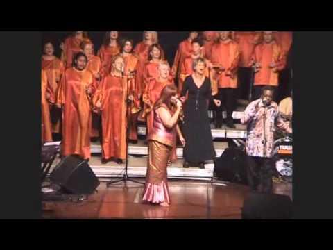 In the Upper Room,The Glorious Gospel Singers