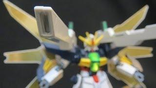 HGAW Double X (3: MS&V) Gundam DX Garrod Ran