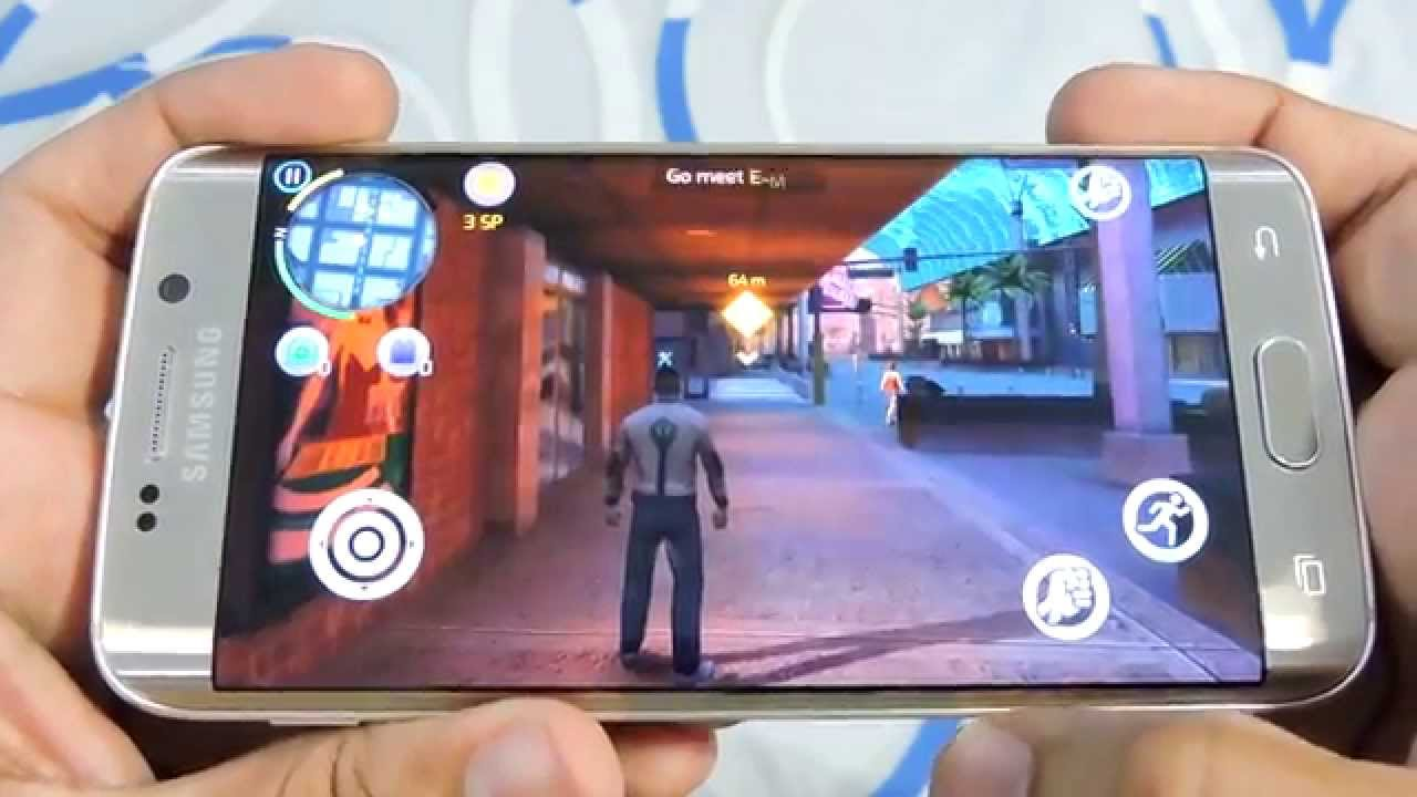 S6 EDGE GAMING OF TOP OPTIMIZED GAMES