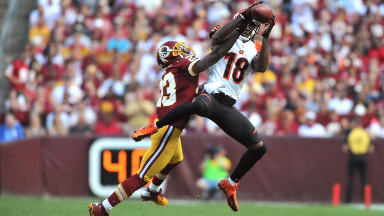 The Game That Made AJ Green Famous