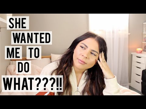 CRAZY MOM CLIENT STORYTIME | I CAN'T EVEN BELIEVE WHAT SHE ASKED FOR