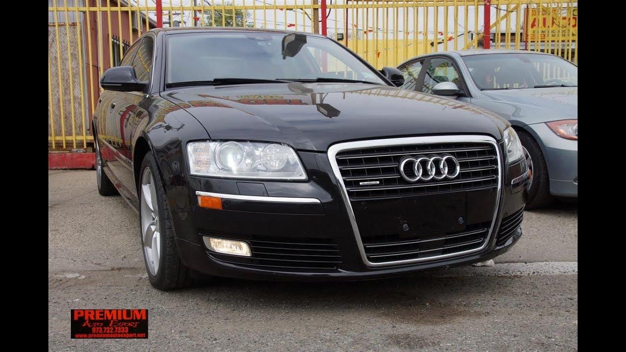 2005 Audi A8 4 2 L Quattro Youtube