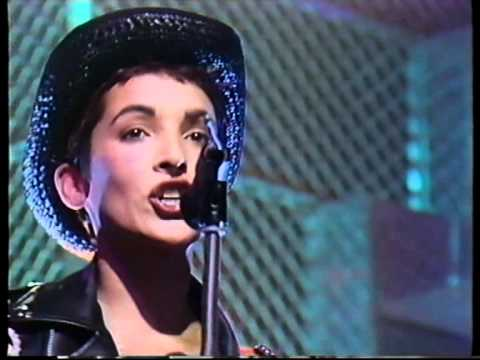 Jane Wiedlin - Rush Hour (TOTP 25th August 1988)