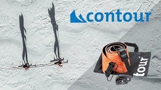 Skitouren mit Contour Steigfellen