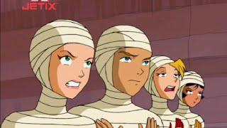 Três Espiãs Demais! 2ª Temporada Episódio 02 (Quero Minha Múmia)