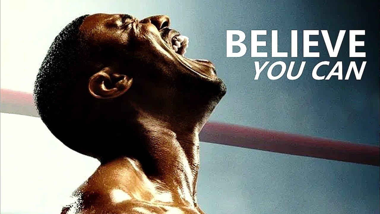 Believe You Can Motivational Workout Speech 2020 Youtube