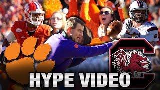 Clemson vs. South Carolina Hype Video