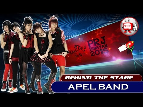 Apel Band - Behind The Stage PRJ 2015 - NSTV