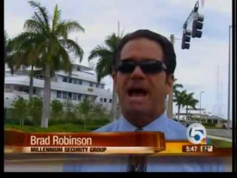 Piracy threatens Linda Lou en route to yacht show