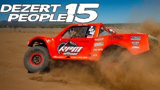 Dezert People 15 - JD Films - Official Trailer - Robby Gordon, Toby Price, Steve Olliges,
