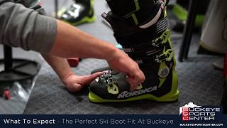 How A Ski Boot Should Fit - From The Pro