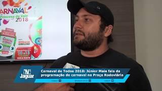 Júnior Maia: O Carnaval de Todos será animado por paredões devidamente credenciados