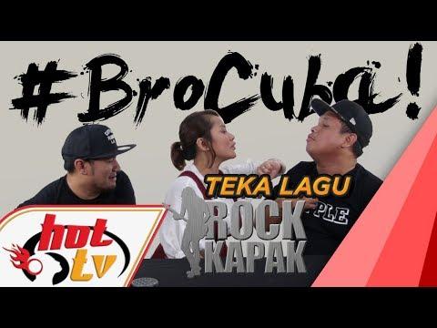 Bro Cuba: Game Teka Lagu Rock Kapak