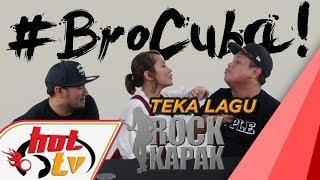 #BroCuba: Game Teka Lagu Rock Kapak