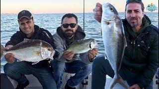 Hayallerimizin Balığını Yakaladık!! Antalya'da Jig ile Kuzu Avlarımız