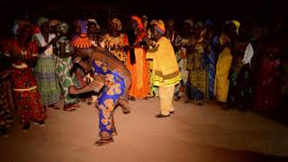 yaya Diombaty cultue Manjaku de la Guinee bissau Senegal Ganbie
