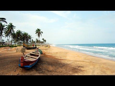Plage de Lomé - Gbojome (Togo)-